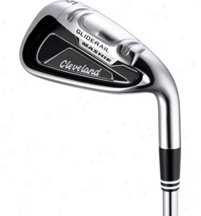 Cleveland Mashie 4h-5h, 6-pw Combo Iron Set With Graphite Shafts