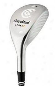 Cleveland Pre-owned Hallo Utility Club With Graphite Shaft
