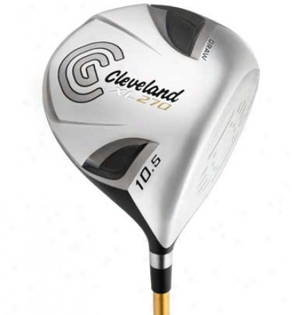 Cleveland Pre-owned Xl 270 Draw Driver