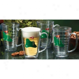 Clubhouse Collection Double Insulated Mugs, 16 Oz.