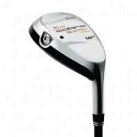 Cobra Pre-owned Baffler Pro Utility With Graphite Shaft