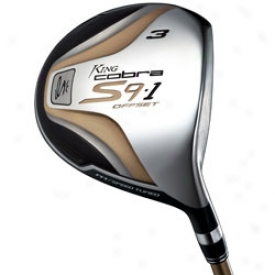 Cobra S9-1 M Speed Senior Fairway Wood