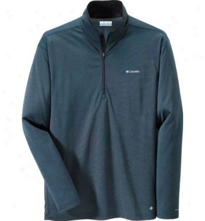 Columbia Mens Mountain Tech Half-zip Pullover