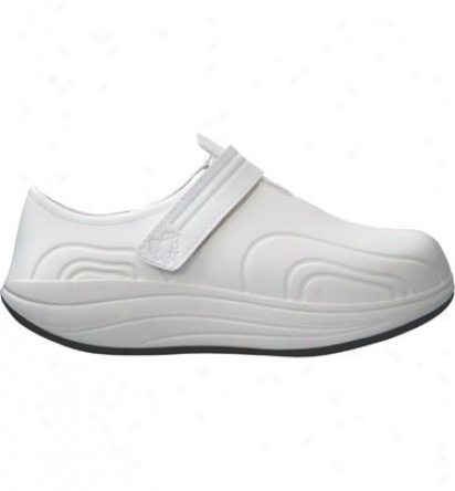 Dawgs Mens Ultralite Toner - White/black Casual Shoe