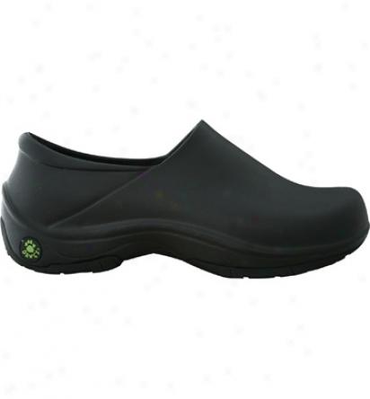 Dawgs Premium Woemns Working Dawg Firestone Tread - Black/black Casual Shoe
