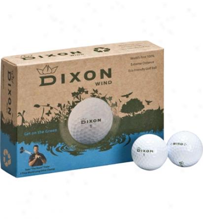 Dixon Golf Wind Golf Balls