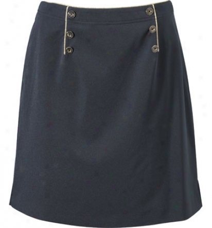 Ep Pro Womens Tour Tech 19 In. Skort In the opinion of Metallic Piping
