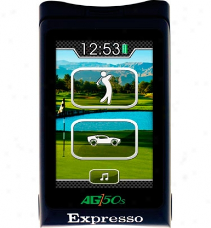 Expresso Satellite Navigation Ag50s Automotive And Golf Gps