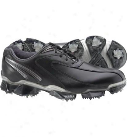 Footjoy Mens Xps-1 - Black Golf Shoes (fj#56031)