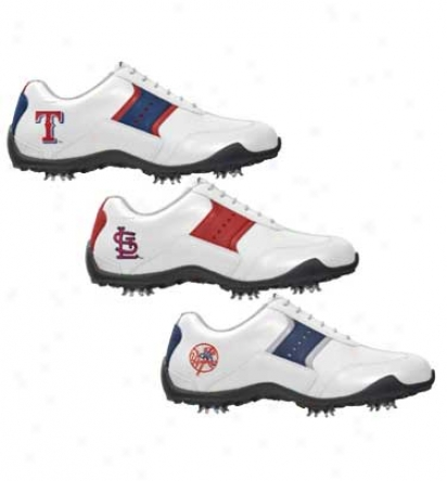 Footjoy Womens Mlb Lopro Collection Myjoys - Fm#97230