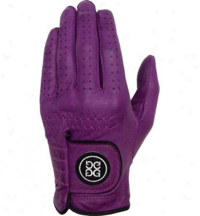 G/fore Mens Golf Glove - Wisteria