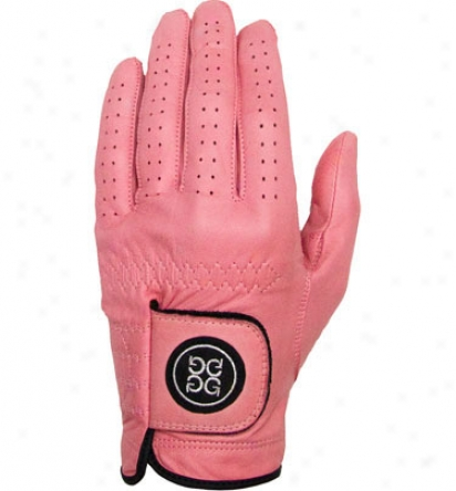 G/fore Womens Golf Glove - Blush