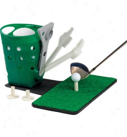 Golf Gifts & Gallery Ball Dispenser Attending Mat