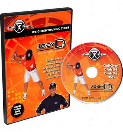 Golf Gym Weighted Club Dvd