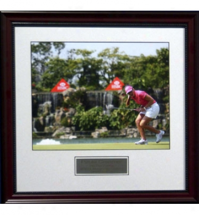Gotta Have It Golf Paula Creamer U.s. Womens Open Champions Framed Photo