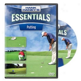 Hank Haney Essentials Putting Dvd