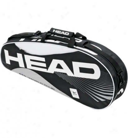 Person Atp Pro Tennis Bag