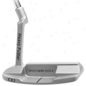 Heavy Putter Mid Heaviness Succession Belly Putter Satin Finish