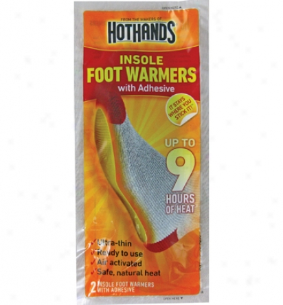 Hot Hands Heated Adhesive Insole