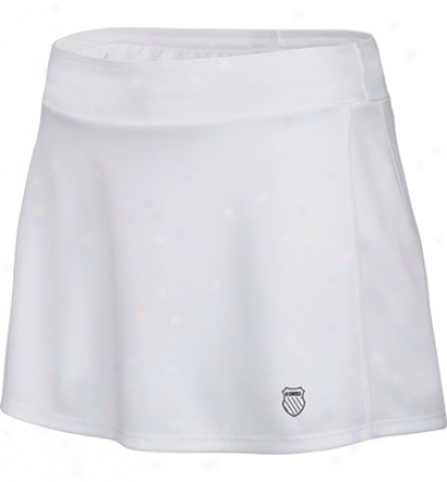 K-swiss Womens Accomplish A-line Skirt