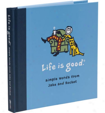 Life Is Good Gift Book