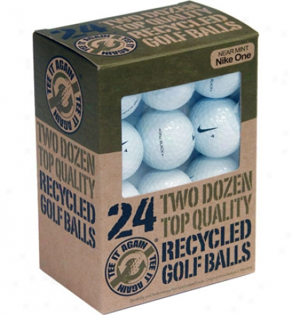 Links Choice Recycled Nike Some Gof Balls (24 Pack)