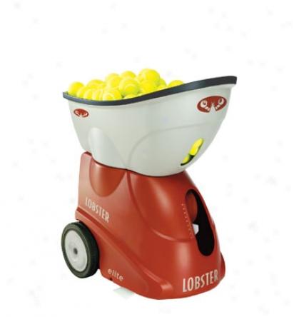 Lobster Sports Elite Grandslam V Tennis Ball Machine