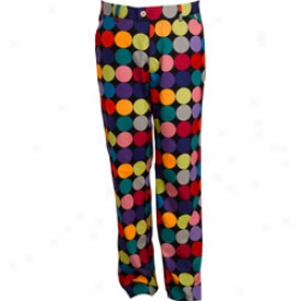 Loudmouth Golf Disco Balls Pants