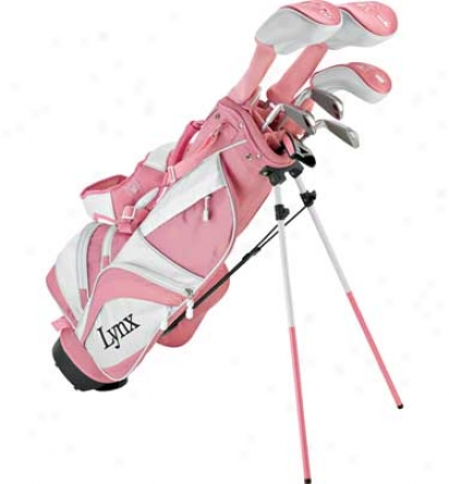 Lynx Pink Junior Set 2011 (ages 10-12)