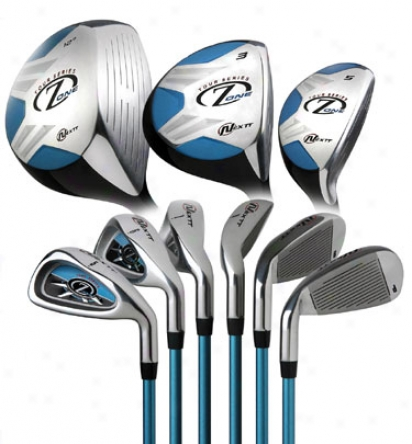 Nextt Golf Ladies Z One Full Set