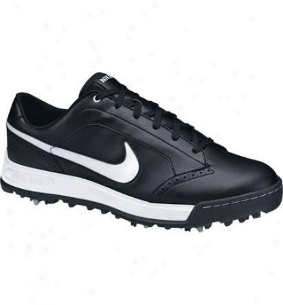 Nike Mens Air Anthem Golf Shoes (black/white)