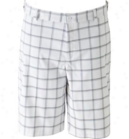 Nike Mens Core Plaid Shorts