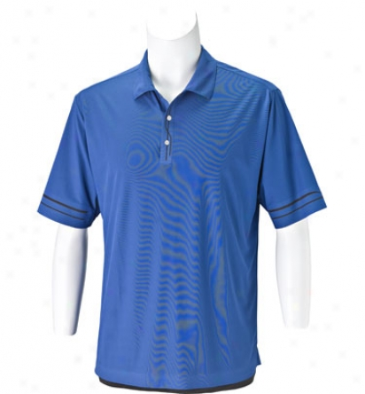 Nike Mens Dri-fit Two Layer Polo