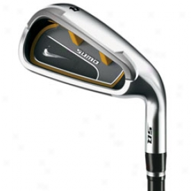 Nike Pre-owned Sasquatch Sumo 4-gw Iron Set With Steel Shaft