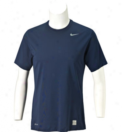 Nike Tennis Mens Pro Core Fitted Crew