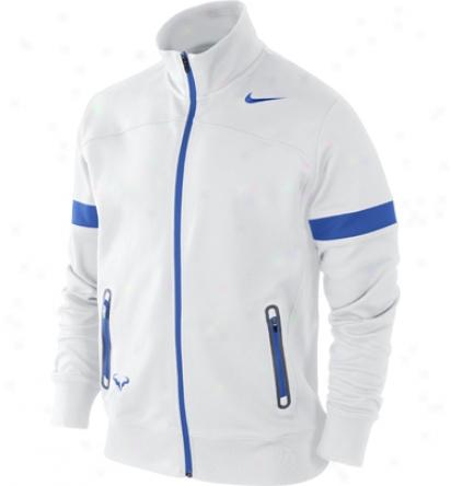 Nike Tennis Mens Rafa Ace Knit Jacket