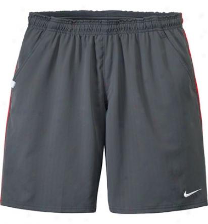 Nike Tennis Mens Rf Challenger Statement Wlven Short