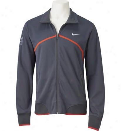 Nike Tennis Mens Rf Trophy Knit Jacket