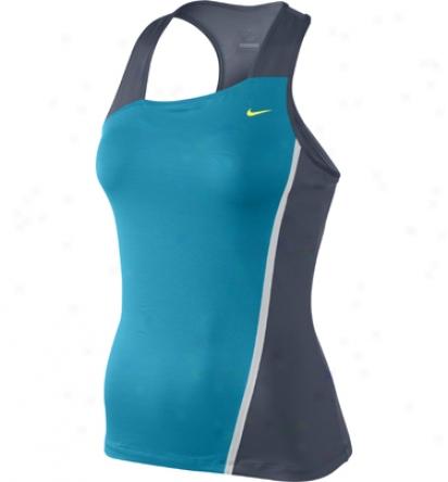 Nike Tennis Womens Maroa Rival Knit Tank