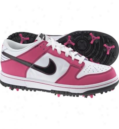 Nike Womens Dunk Ng - White/black/spark Golf Shoes