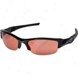Oakley Flak Jacket Jet Black/g30 Iridium