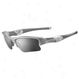 Oakley Flak Jacket Xlj Polished White/bllack Iridium