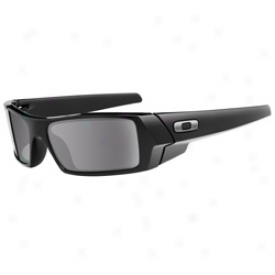Oakley Gascan Polished Black With Gray