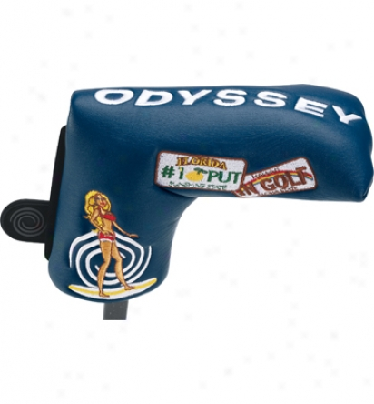 Odyssey Cali Girl Putter Headcover