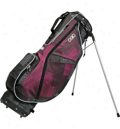 Ogio Womens Featherlite Luxe Stand Bag