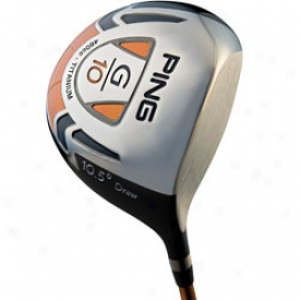 Preowned Ping Pre-owned G10 Draw Driver