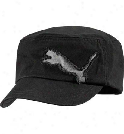 Puma Mens Clairmont Soldiery Hat