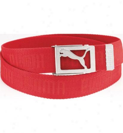 Puma Mens Web Belt
