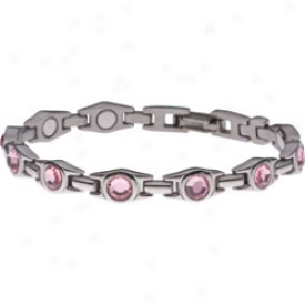 Sabona Woman of refinement Executive Pink Ribbon Bracelet