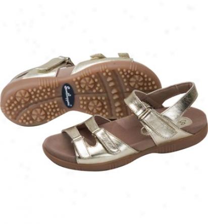 Sandbaggers Womens Lottie Golf Shoes (guilded Goddess)